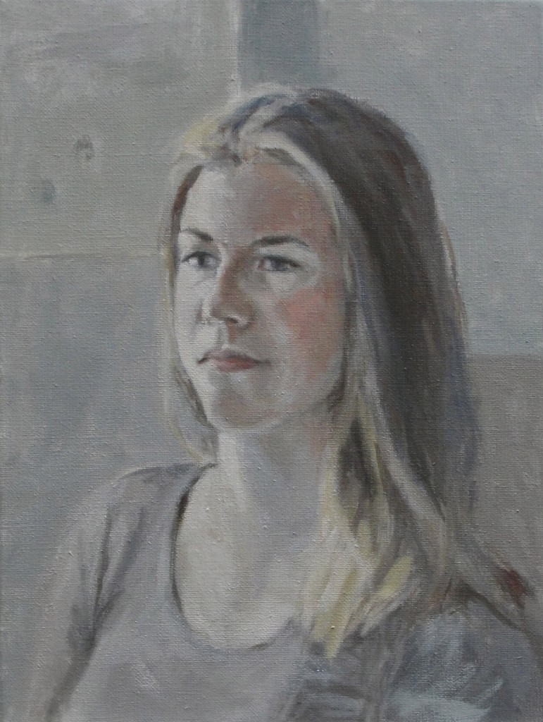 Oil on canvas, 2015